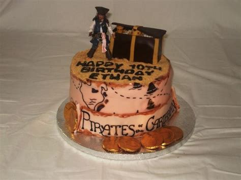 pirates   caribbean birthday cake  kimas