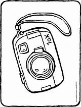 Camera Colouring Kiddicolour Drawing Age sketch template