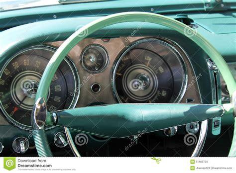 interieur de voiture de luxe int 233 rieur am 233 ricain de luxe classique de voiture photo stock image 51166704