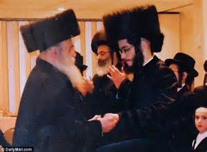 hasidic groom yisroel stein    woman called abby