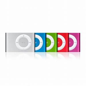 Image Gallery ipod shuffle generation 2