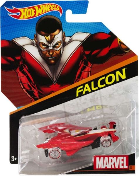 Hot Wheels Marvel Character Cars Falcon