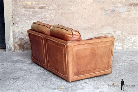 canapé alsace canapé esprit desede cuir brun confortable gentlemen