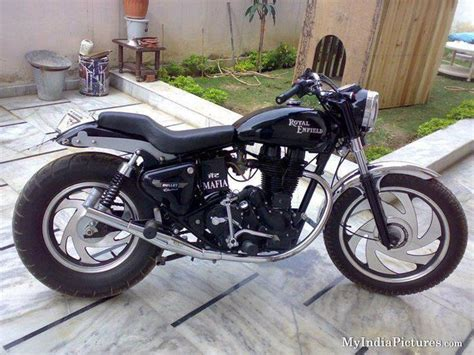 Modification Royal Enfield by 10 Most Successful Royal Enfield Modifications Fullonpics