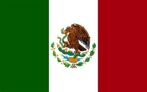 La Bandera de México Actual (Imágenes y Significado)