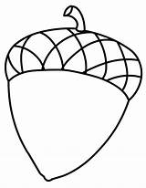 Acorn Coloring Pages Printable Fruit Sheets Leaf Drawing Leaves Fall Clipart Colouring Sheet Squirrel Autumn Adults Brilliant Stunning Biz Most sketch template