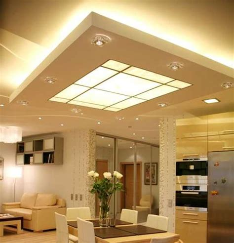 ideas for kitchen ceilings 30 glowing ceiling designs with led lighting fixtures