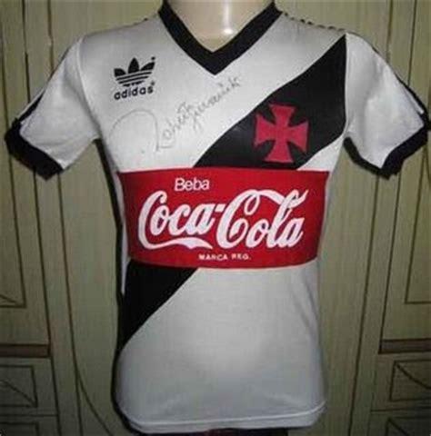 Coca Cola Vasco 193 Lbum Do Vasco Da Gama Adidas 1987