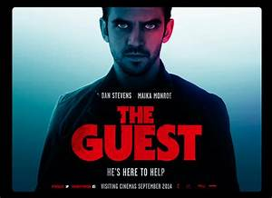 Interview: Dan Stevens on 'The Guest', Action Films ...