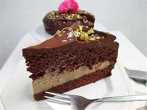 Dekadenter Schokoladen Mokka Kuchen (Vegan, Glutenfrei