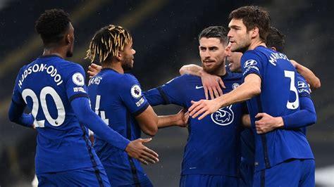 Tottenham Hotspur vs. Chelsea - Football Match Summary ...