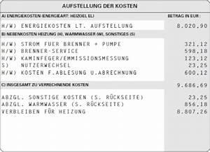Abrechnung Heizkosten : kosten bfw b ro f r w rmemesstechnik heizkostenabrechnung betriebskostenabrechnung ~ Themetempest.com Abrechnung