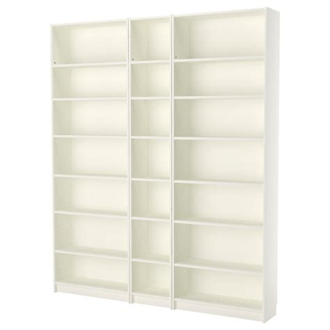 white billy bookcase billy bookcase white 200x237x28 cm ikea