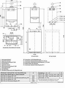 Durchlauferhitzer Gas Vaillant : vaillant gas brennwert heizungspaket ecotec plus vc ~ Articles-book.com Haus und Dekorationen