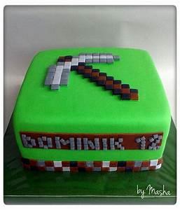 Minecraft cake / minecraft torta | my cakes :) | Pinterest ...