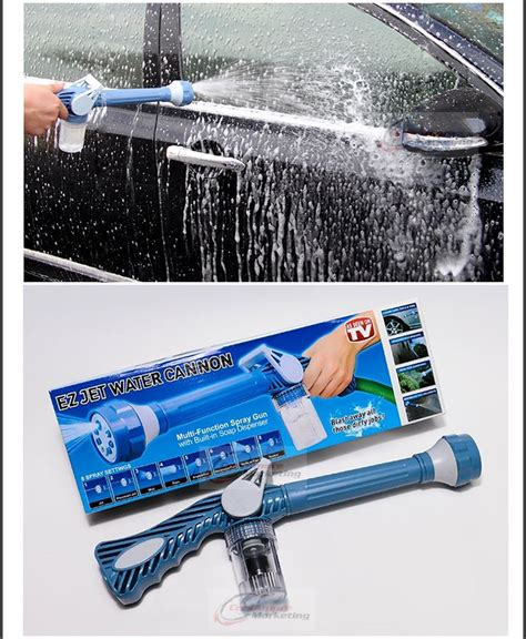 Jual Ez Jet Water Cannon Original jual ez jet water cannon steam semprotan air pembersih