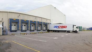 logistics company  denmark osacargo reliable