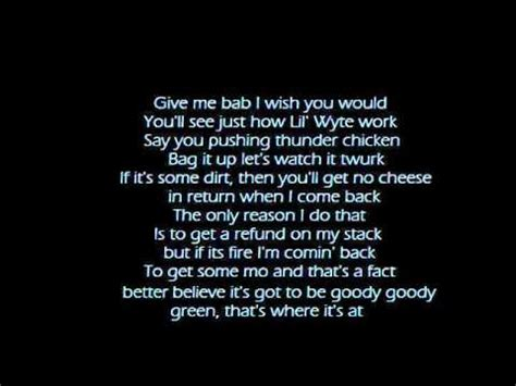 Lil Wyte  My Smoking Song Lyrics Youtube