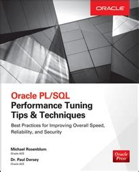 Pl Sql Performance Tuning Resume by Oracle Pl Sql Performance Tuning Tips Techniques Mindhub