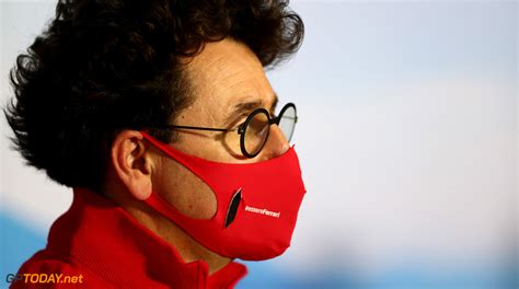 """Labelling binotto a 'silent leader who is not used to moving around the f1 tables', the italian's days in charge could be numbered. Mattia Binotto: """"Imola gaat heel interessant worden"""" 