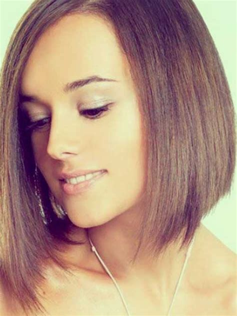 short straight hairstyles 40 cute selected short