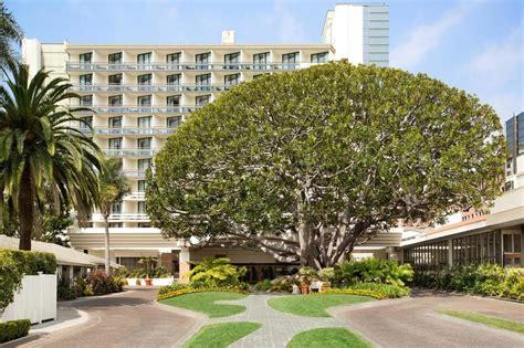The Fairmont Miramar Hotel & Bungalows, Los Angeles Room