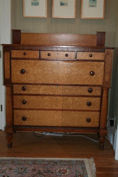 vintage birdseye maple dresser antique birds eye maple dresser circa 1800 s