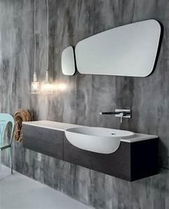 Waschbecken Mit Unterschrank Hängend : moderne waschbecken bilder zum inspirieren ~ Bigdaddyawards.com Haus und Dekorationen