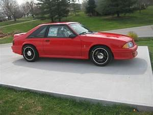 Purchase new 1993 Ford Mustang SVT Cobra R Hatchback 2-Door 5.0L in London, Kentucky, United States