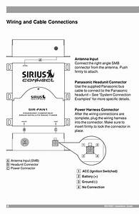 Panasonic Cq C1103u Wiring Diagram
