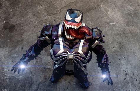 Heroes & Villians- Iron Venom