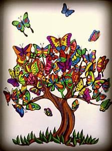 Art De Vie : art th rapie arbres de vie coloriage nini coloriages ~ Zukunftsfamilie.com Idées de Décoration