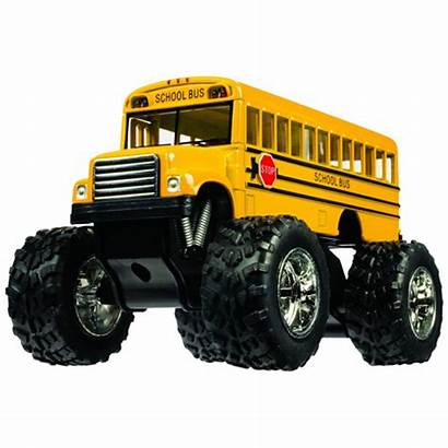Monster Bus Wheels