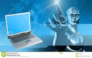 Computer And Technology Stock Images - Image: 10095764