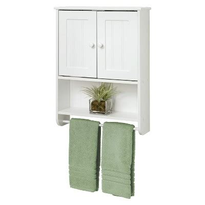 Target White Cabinet by Country Cottage Wall Cabinet White Wood Zenna Home Target