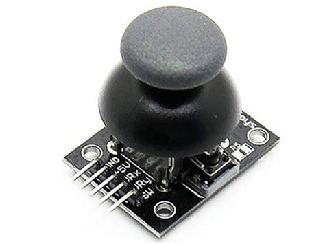 dual axis xy analog joystick stempedia