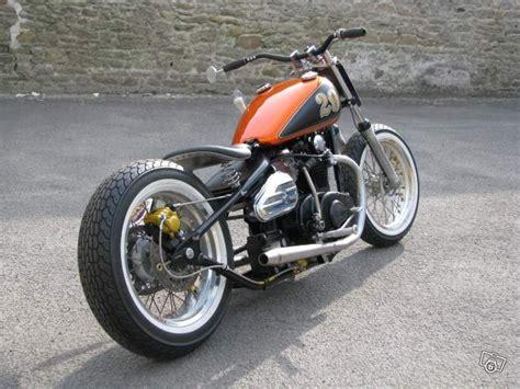 Bobber Yamaha Xs 650