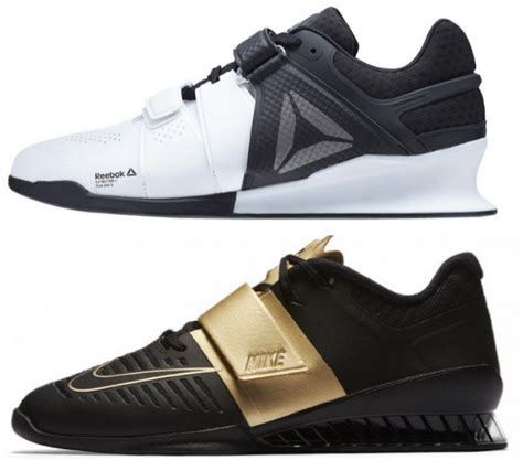 reebok nike romaleos lifters vs barbend legacy lifter shoes phrogfitness crossfit killbox picks editor
