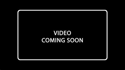 Blank Video Placeholder Youtube
