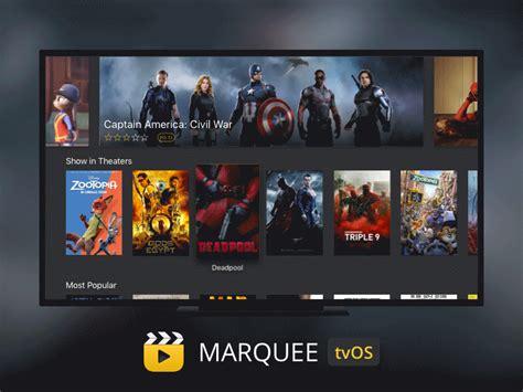 movies  trailers tvos apple tv app  impekable