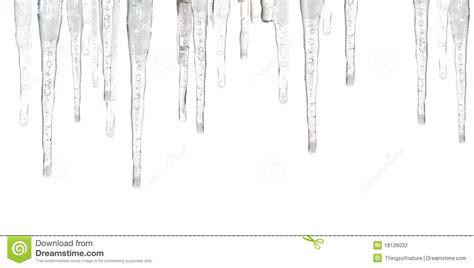 ice cycles stock photo image   cycle melting