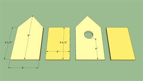 build a house free birdhouse plans free howtospecialist how to build