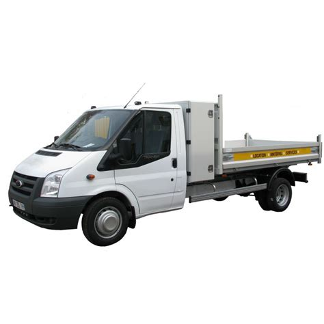 location camion benne diesel   coffre integre