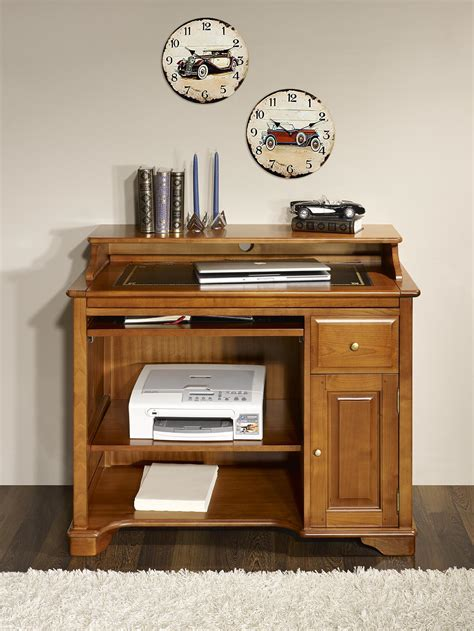 petit bureau ordinateur petit meuble pour ordinateur maison design modanes com