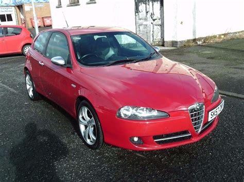 Alfa Romeo History by 2007 57 Alfa Romeo 147 Q2 Sport 1 9jtdm 3dr 150 Bhp Diesel
