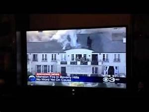 Fire at former Vanderpump home - YouTube