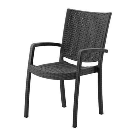 chaise avec accoudoir ikea innamo armchair outdoor gray ikea