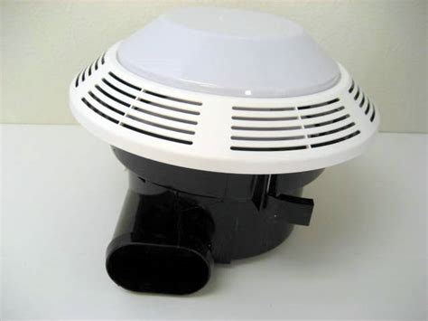 rv bathroom exhaust fan v2280 75 bath fan w light mobile home repair