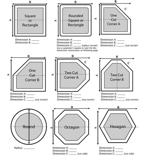 How To Measure For A Tub Cover by Measuring Spa Or Tub Covers