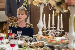 Samantha Bond as Queen Beatrice on A Royal Winter ...  Royal